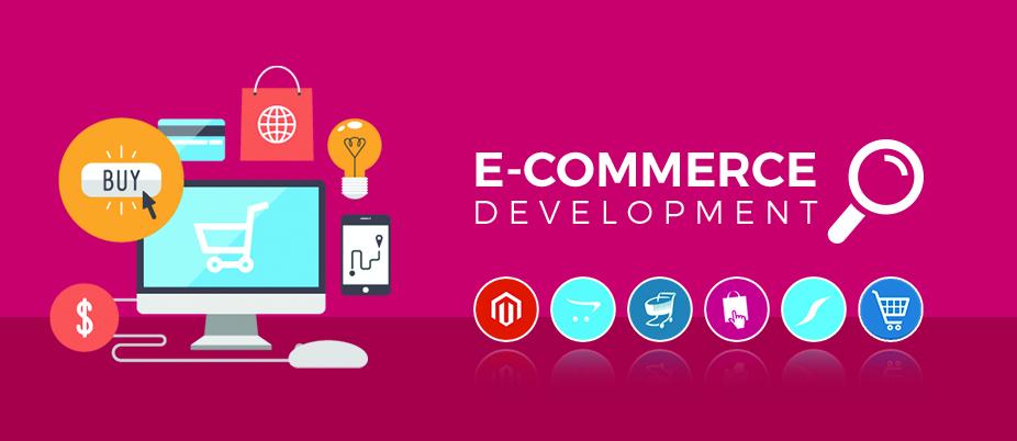 ecommerce website development price