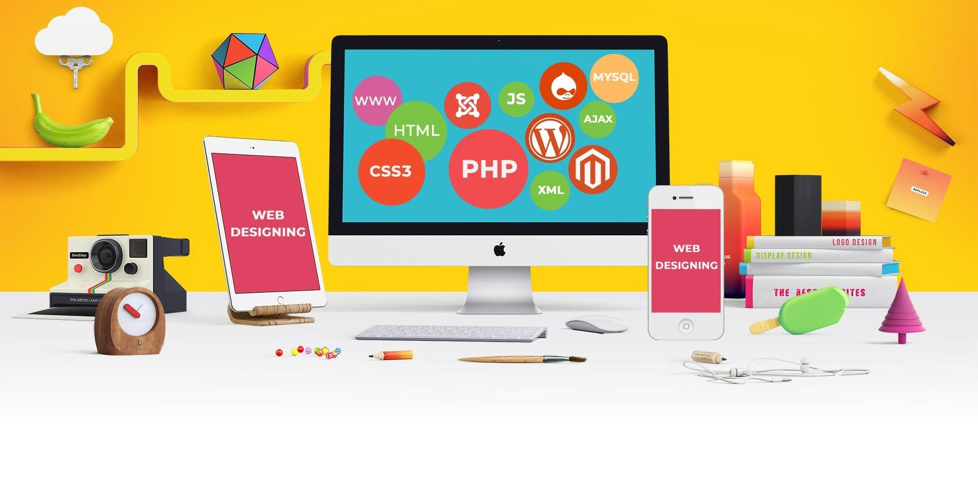 website designing company india