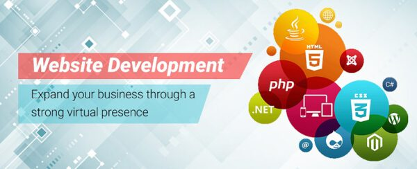 How website designing and development company plays vital role in business